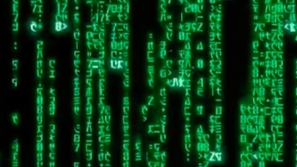 The Green Code From 'The Matrix' Is Actually A Bunch Of Sushi Recipes