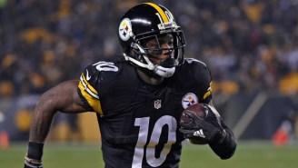 Martavis Bryant's Girlfriend Blasts The Steelers As He Tries To Downplay Trade Demand Rumors