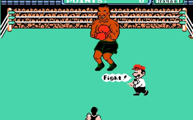mike tyson hated punch out