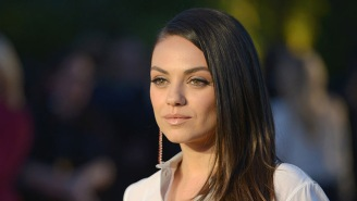 Mila Kunis Did Her First Photo Shoot In Forever, Refuses To Give Her Kids Christmas Presents