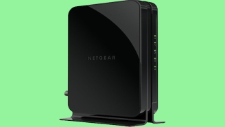 Stop Paying Rental Fees To The Cable Company And Get This $50 Lightning-Fast Modem