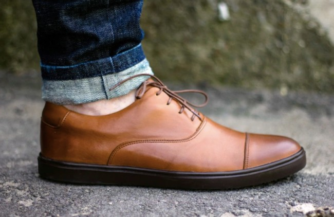 NobleSole Sneaker Dress Shoes