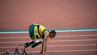 Where Does This Oscar Pistorius 'Blade Gunner' Halloween Costume Rank On The Insensitive Scale?