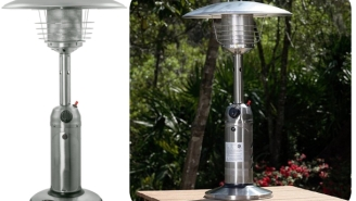 Extend Patio SZN With A Restaurant Style Table Top Heater For $61 [With Free Shipping]