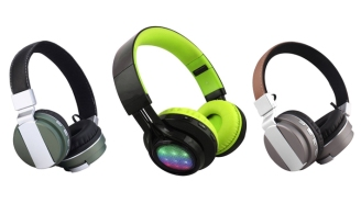 These Alltrum Over-Ear Headphones Will Immerse You In An Ocean Of Sound For A Low Price