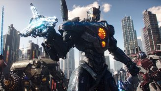 Cities Get Obliterated In 'Pacific Rim Uprising' Trailer Where Giant Robots Fight Kaiju