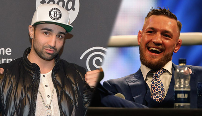 Paulie Malignaggi rant about conor mcgregor fight