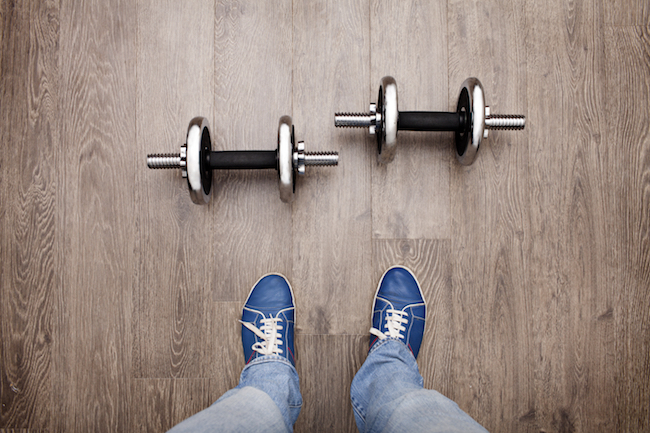 perfect home gym equipment
