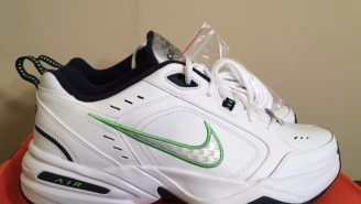 Pete Carroll's Ugly Shoes Are Actually Custom Nike's And They're Selling For Thousands On eBay