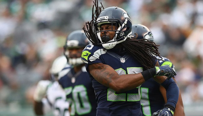 richard sherman fans fantasy football gambling