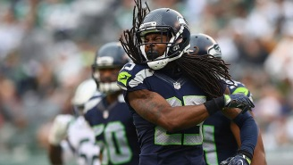 Richard Sherman, Who Just Ripped Fans Over Fantasy Football, Just Did An Ad For… Fantasy Football