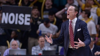 Rick Pitino Is Suing Adidas For Causing Him 'Embarrassment, Humiliation and Emotional Distress'