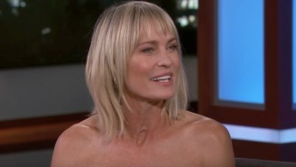 Robin Wright Shared An Awesome Story About Meeting André The Giant On 'The Princess Bride'