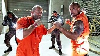 Dwayne 'The Rock' Johnson Promises 'Big Stars' In Upcoming 'Fast And Furious' Spinoff