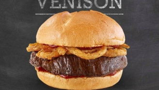 Arby's Is Bringing Back Venison Sandwich For One Day Only This Fall