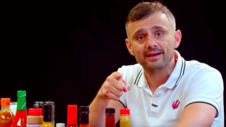 Gary Vaynerchuk Tested His Mental Toughness By Eating The World's Hottest Wings