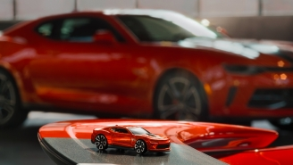 Chevrolet Just Released The 2018 Camaro Hot Wheels 50th Anniversary Edition And It's FIRE