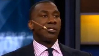 The Internet Reacts To Shannon Sharpe Busting Out A Black And Mild Cigar On Live TV