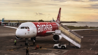 Witness The Terrifying Moment An Air Asia Jet Plunged 24,000 Feet After Losing Cabin Pressure