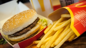 McDonald's Is Making A Major Change To Its Quarter Pounder And Wendy's Can No Longer Bully Them About It