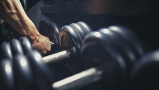Use This Quick And Dirty Dumbbell Workout To Drop Fat FAST