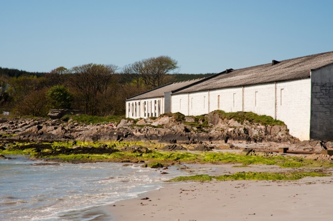 Port Ellen Distillery Scotch Whiskey Diageo