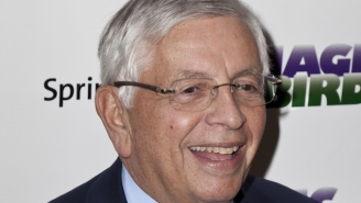 David Stern Thinks NBA Players Should Be Allowed To Smoke Weed