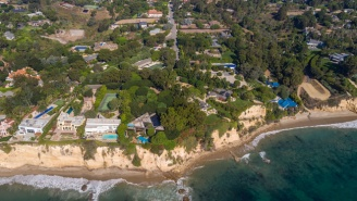 Johnny Carson's $81.5 Million Estate Just Went On The Market And You Have Got To See This Place