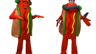 Snapchat's Dancing Hot Dog Is Early Front Runner For 2017s Best Halloween Costume