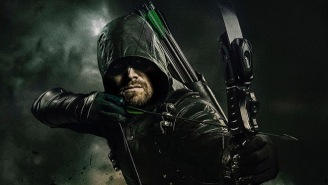 'Arrow' Star Stephen Amell's Workout Regimen Is Just Ridiculously Intense, Even For A Superhero