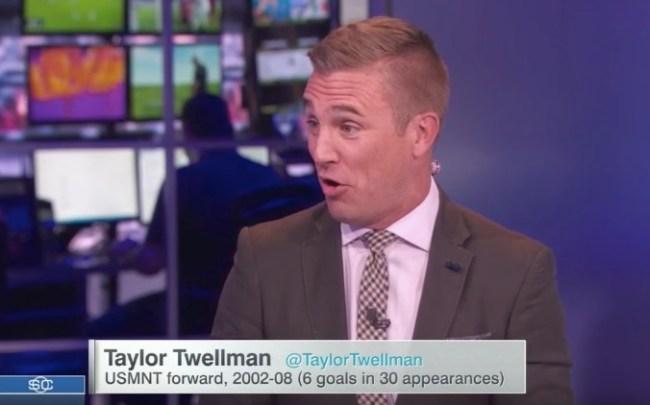 Taylor Twellman rant UMSNT
