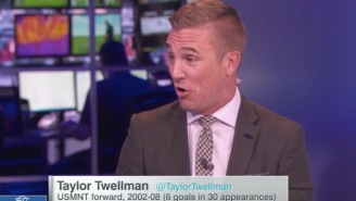 Taylor Twellman's Rant About The USMNT Failing To Qualify For The World Cup Is Legendary Stuff