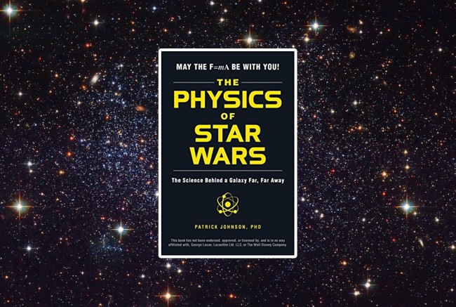 The Physics Of Star Wars Book