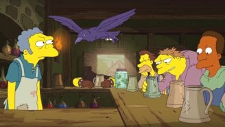 'The Simpsons' Parody 'Lord Of The Rings' And Guest Stars Jaime Lannister From 'Game Of Thrones'