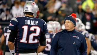 Tom Brady Tried To Give Bill Belichick A Bro Hug, Got Cold-Bloodedly Rejected By 'The Hoodie'