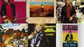 Tom Petty Would've Been 67 Today: Celebrate His Music With These LP Records