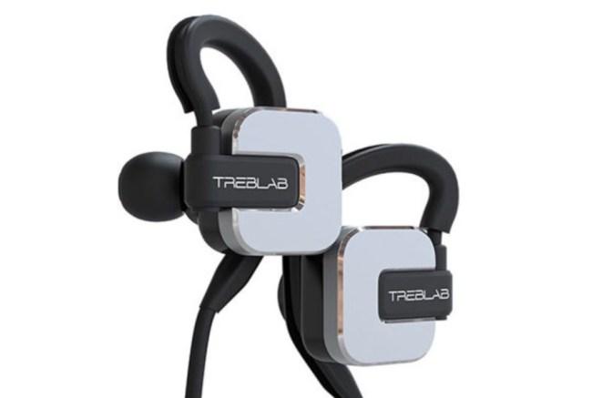Treblab RF100 Magnetic HD Noise Cancelling Earphones