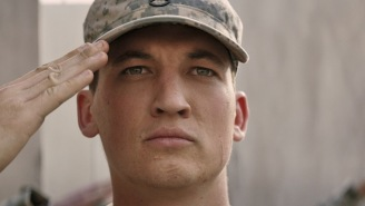Why Veterans Deserve More As 'The Biggest Fraternity We Have In This Country', According To Miles Teller