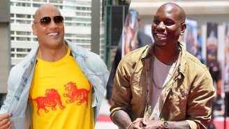 Tyrese Just Ripped The Rock AGAIN, This Time Over 'Fast And Furious 9' Being Delayed Til 2020