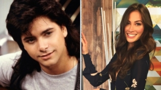 Uncle Jesse Has Ditched Aunt Becky And Is Now Engaged To The Stunning Caitlin McHugh