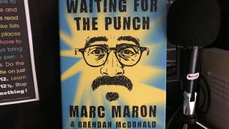 There Are Many Reasons To Get Marc Maron's 'Waiting For The Punch' But Here's The Best One