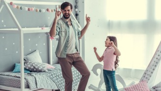 Researchers Have Officially Determined At What Age Guys Go From Just 'Dancing' To 'Dad Dancing'