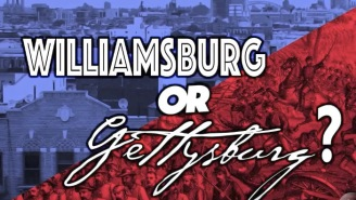 'Williamsburg Or Gettysburg' People Try To Guess Where The Beard's From Based On Photos