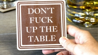 Do You Respect Wood? Then Get These Awesome Coasters