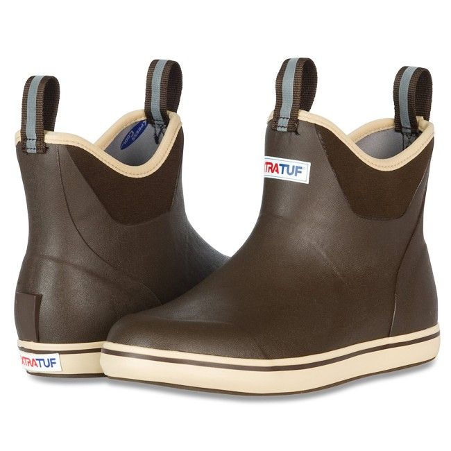 XTRATUF Waterproof Deck Boots