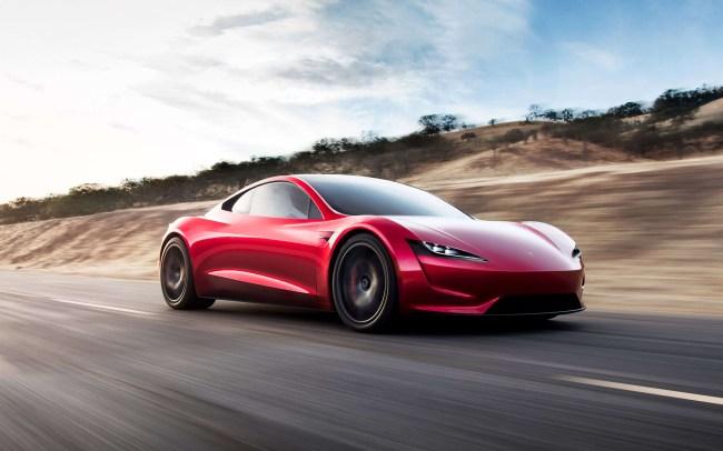 2020 Tesla Roadster Fastest Production Car Ever