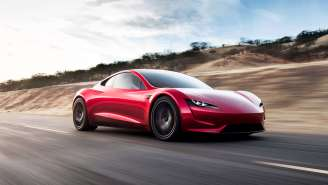 Elon Musk Unveils New Tesla Roadster, 0-To-60 In 1.9 Seconds Makes It Fastest Production Car Ever