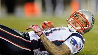Aaron Hernandez's Brain Found To Have The Most Severe Case Of CTE Ever For A Person His Age