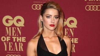 Amber Heard Named Woman Of The Year By 'GQ' Australia And We Have Absolutely No Problem With That