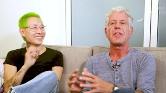 Anthony Bourdain Goes Scorched Earth On Yelp Reviewers